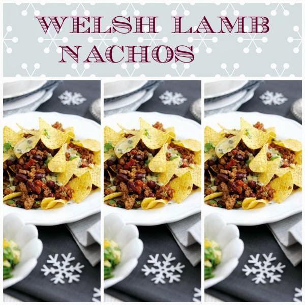 Welsh Lamb Nachos