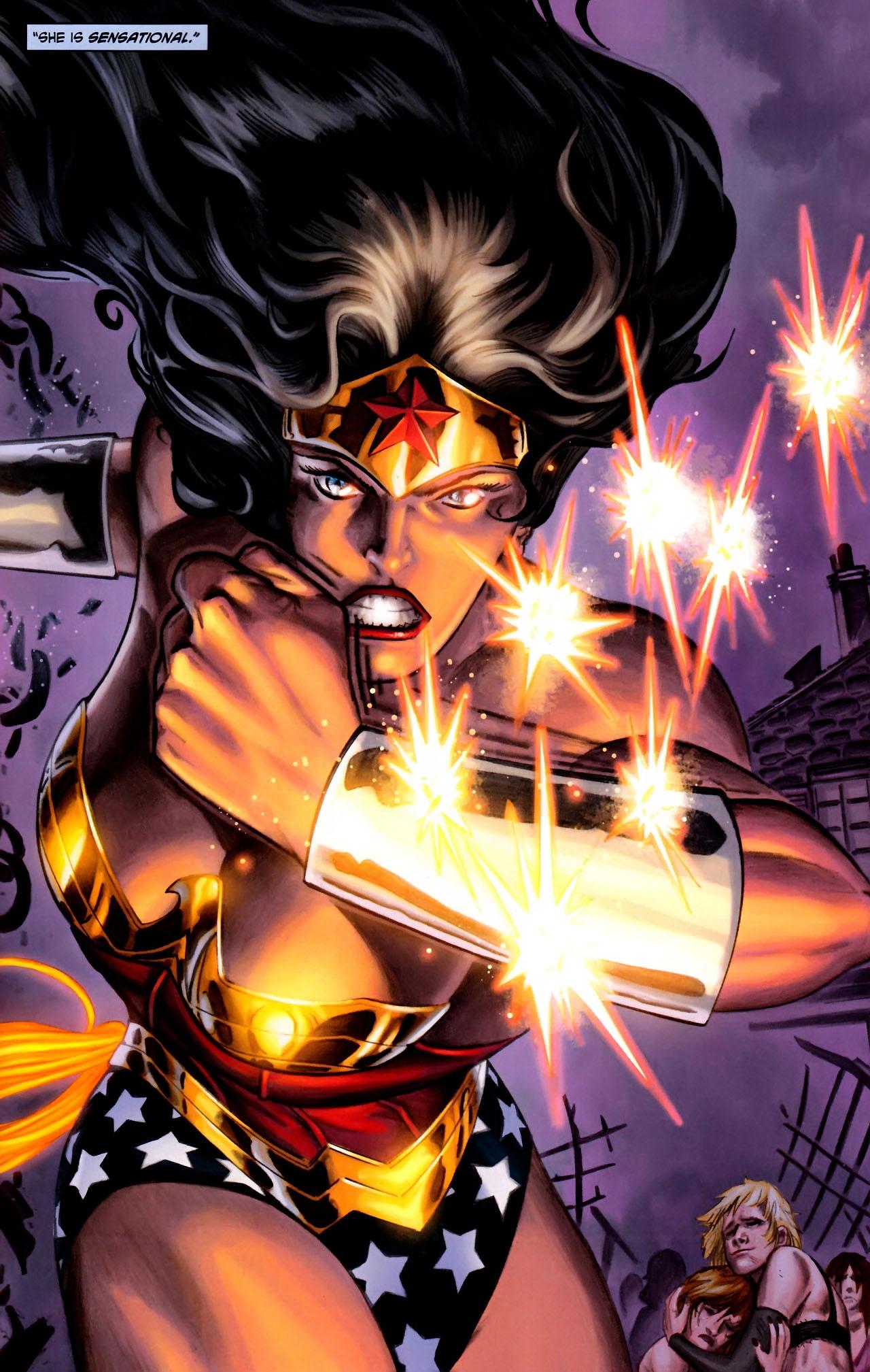 Read online Wonder Woman (2006) comic -  Issue #600 - 30