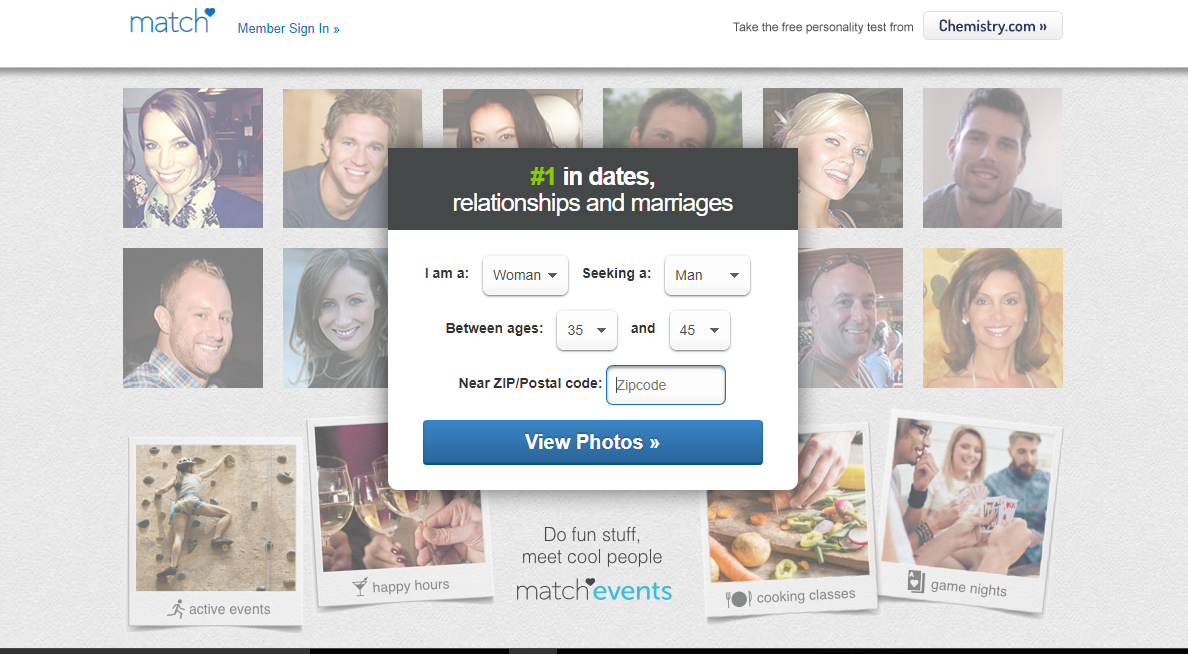 Best dating site for over 45