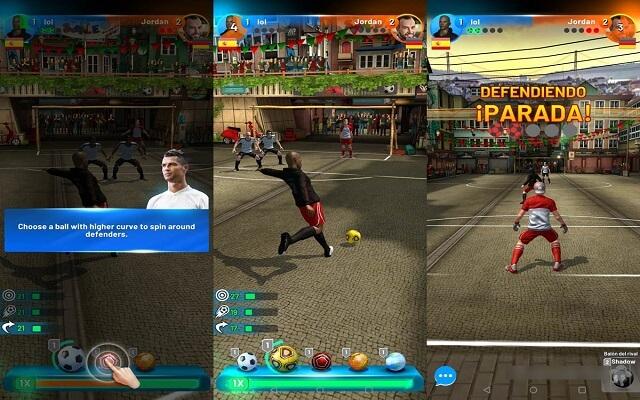 كريستيانو رونالدو يطلق لعبة كرة قدم خاصة به ممتعة يمكنك تحميلها الآن للأندرويد