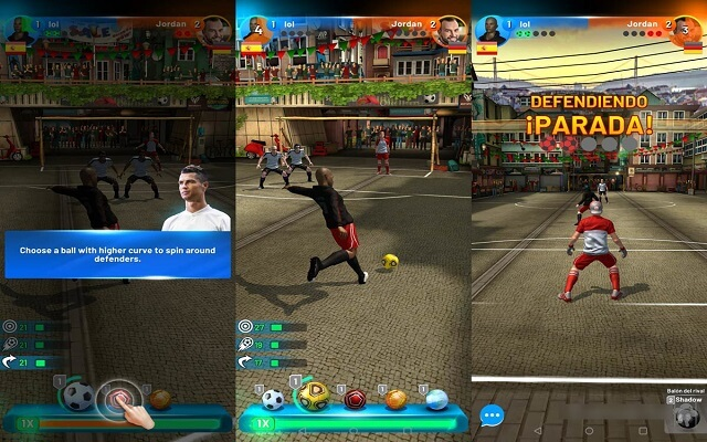 Cristiano Ronaldo launches his own fun football game you can download now for Android 87