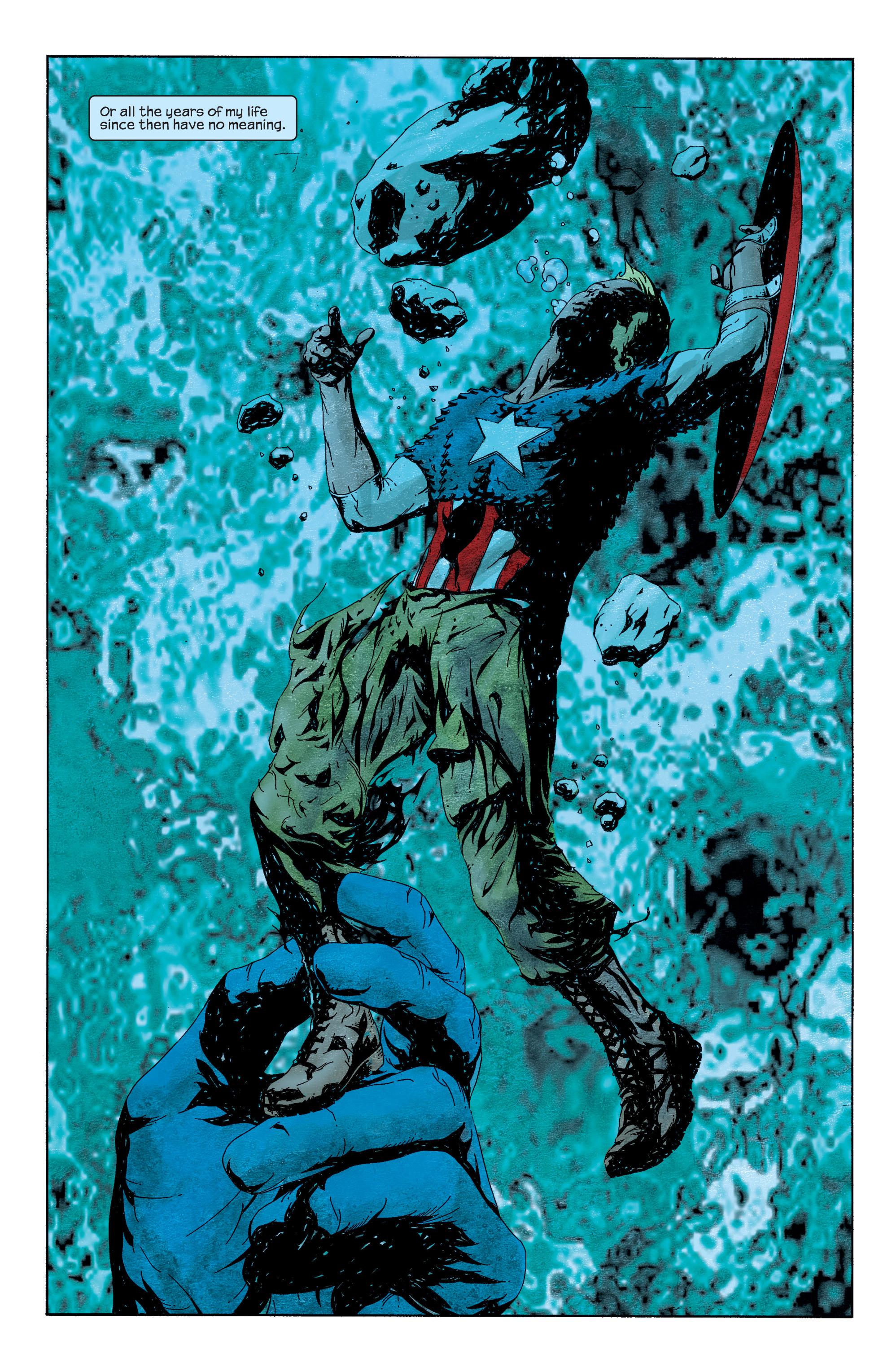 Captain America (2002) Issue #13 #14 - English 16