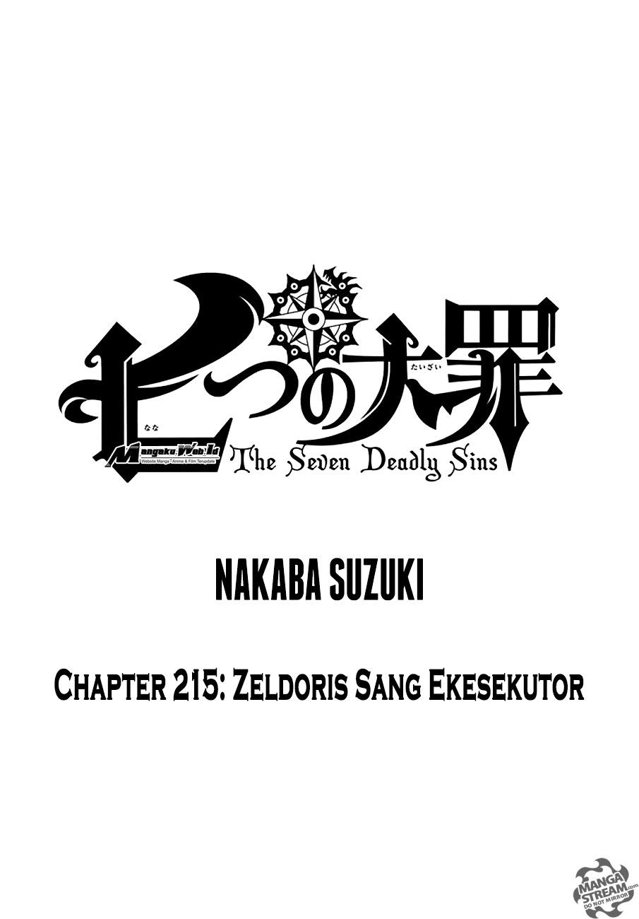 Nanatsu No Taizai: Chapter 215 - Page 2