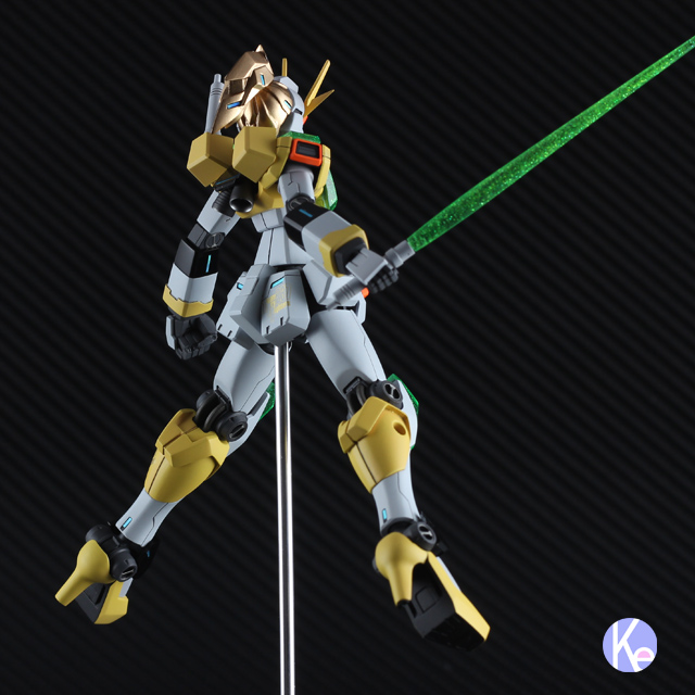Custom Build: HG 1/144 Super Nobell Gundam 237 / Winning Nobell Gundam