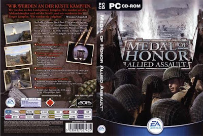 تحميل لعبة Medal Of Honor Pacific Assault كاملة برابط مباشر
