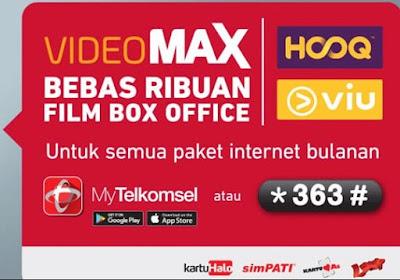 Cara Mengubah Kuota Videomax Menjadi Kuota Internet Terbaru 2017