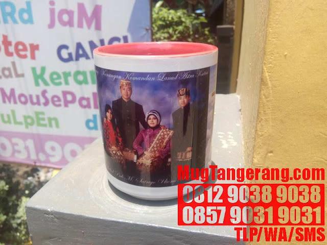 GELAS JAR WARNA MURAH JAKARTA