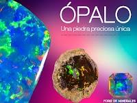 Opalo : una piedra preciosa unica - variedades y falsificaciones