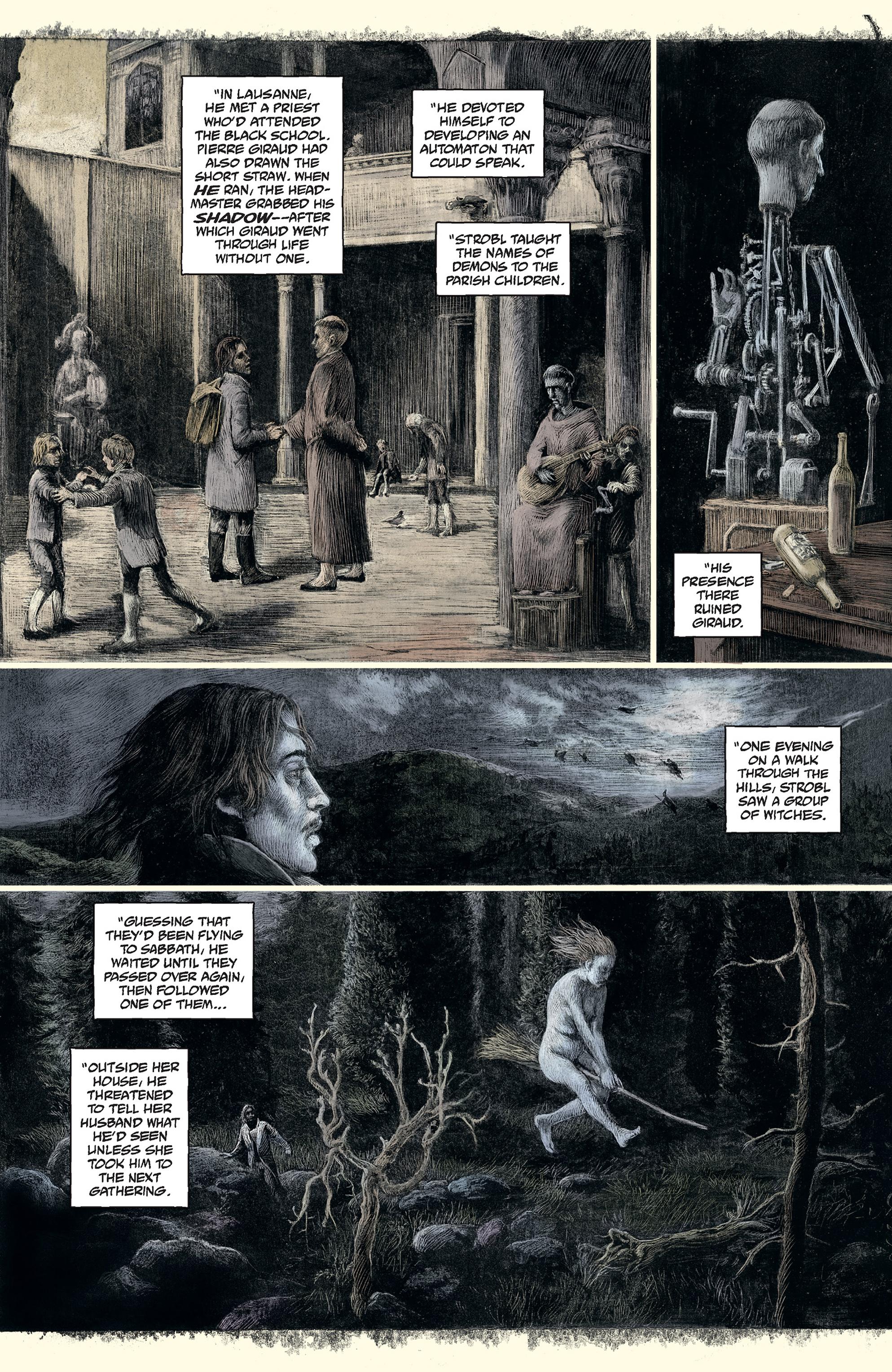 Read online Abe Sapien comic -  Issue #30 - 11