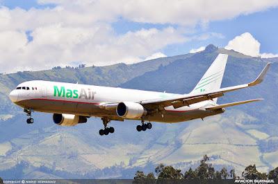 MasAir Cargo Quito