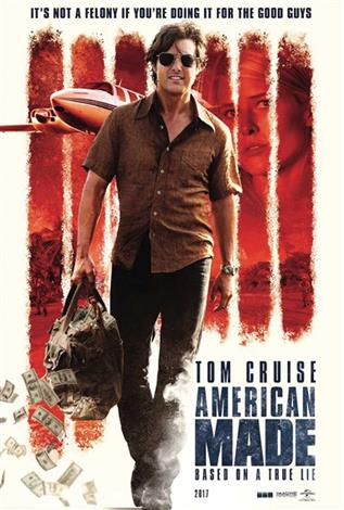 American Made (2017) ταινιες online seires oipeirates greek subs