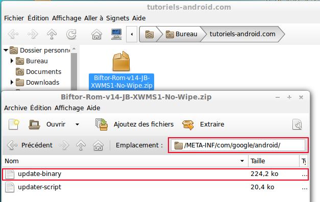 ROM : Update-Binary