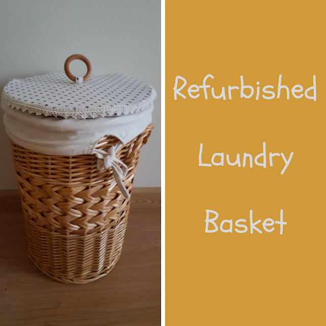 Refurbished Laundry Basket