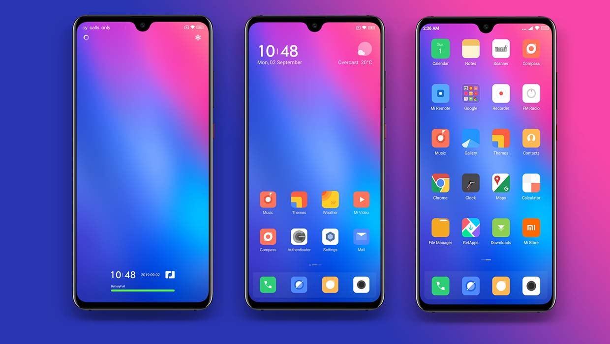 Silence MIUI 10 Theme Download
