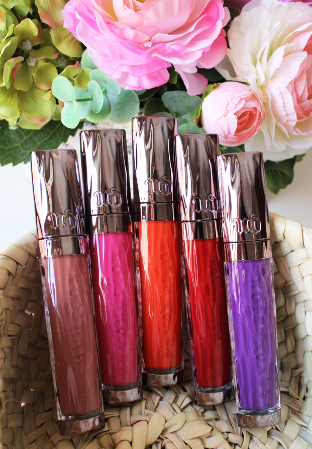rban Decay lanza Revolution High Color Lipgloss
