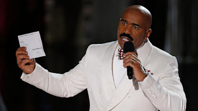 Steve Harvey Set His #NASCAR Aspirations Straight