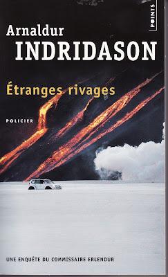 Étranges rivages de Arnaldur Indriðason