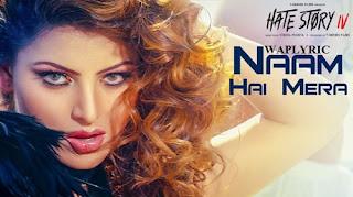 Naam Hai Mera Mera Song Lyrics