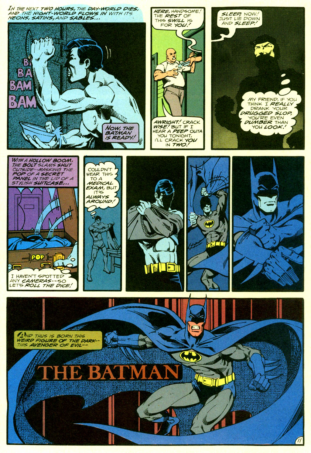 Read online Shadow of the Batman comic -  Issue #2 - 14