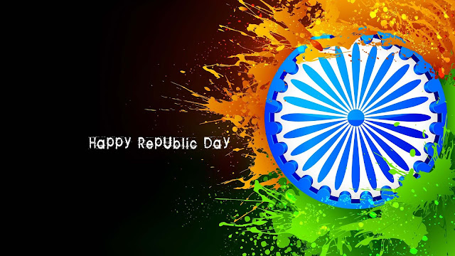 Republic Day Whatsapp DP - Happy Republic Day 2018