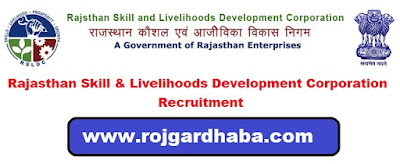 Rajasthan Skill & Livelihoods Development Corporation