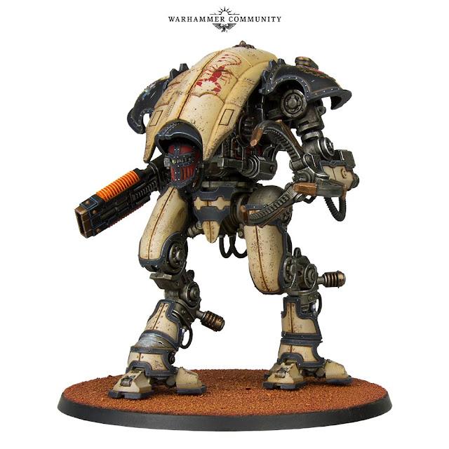 Imperial Knight Moirax