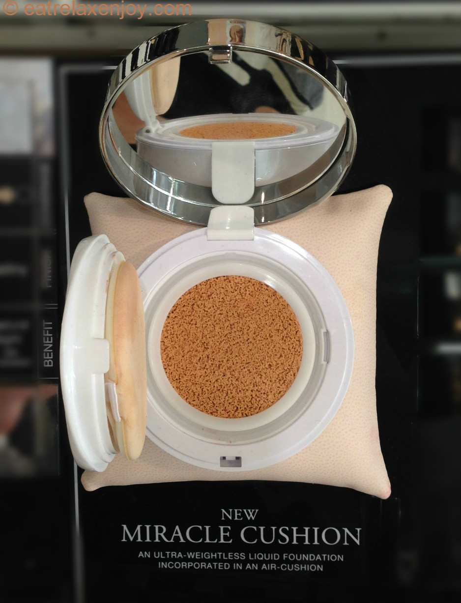 מייקאפ לנקום Miracle Cushion