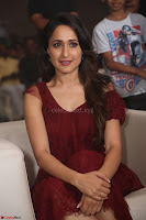 Pragya Jaiswal in Stunnign Deep neck Designer Maroon Dress at Nakshatram music launch ~ CelebesNext Celebrities Galleries 112.JPG