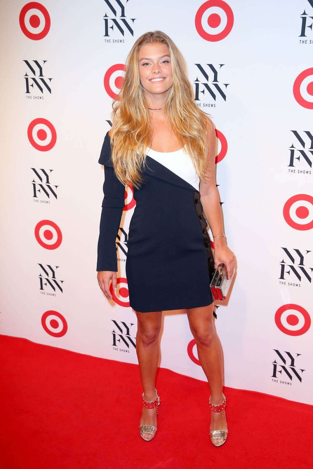 HQ Photos of Nina Agdal At Target Img NYFW Kickoff Party In New York