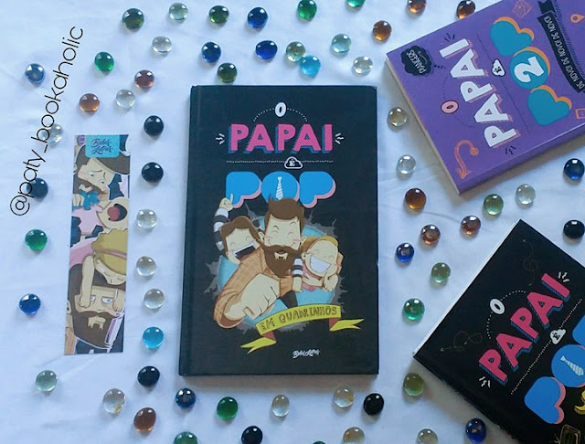 [Resenha] O Papai é Pop em Quadrinhos