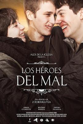 Los Héroes Del Mal 2015 DVDCustom HDRip NTSC Spanish