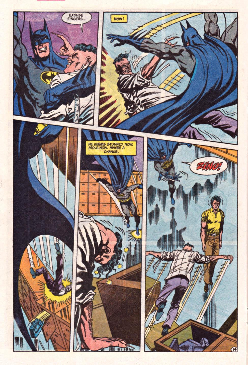 Detective Comics (1937) 640 Page 14