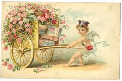 """Картичка """"валентинка"""""""