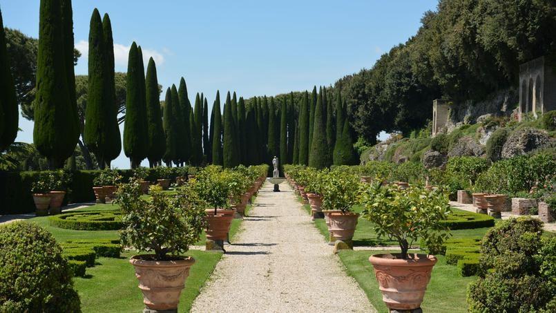 Une maison en toscane le blog la toscane et sa poterie for Jardin de toscane