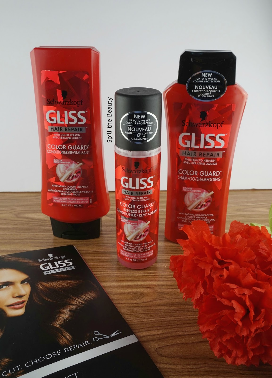 GLISS Hair Repair Color Guard – Review