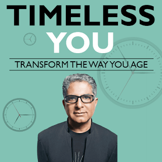 Revolutionary program by Dr. Deepak Chopra that will teach you how to apply anti-aging principles to your life today