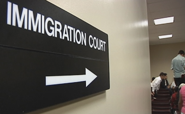 Immigration court backlog could grow by years after government shutdown