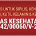 Jual Obat Kencing Nanah De Nature di Surabaya