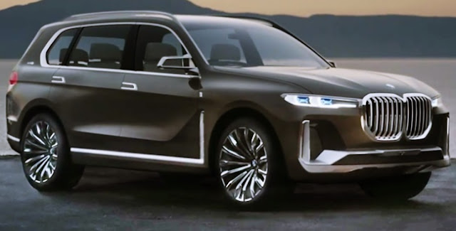 2019 BMW X7 Model, Release Date, Price