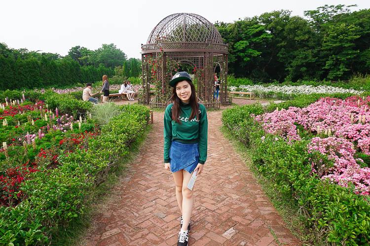 Chlospace Jeju Day 2 Eco Land Theme Park