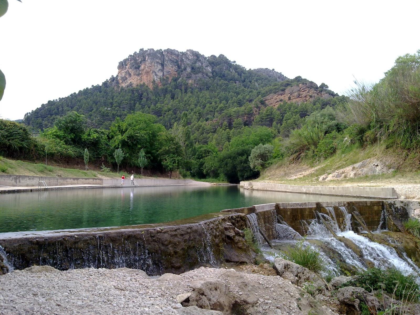 Piscina natural río Matarraña