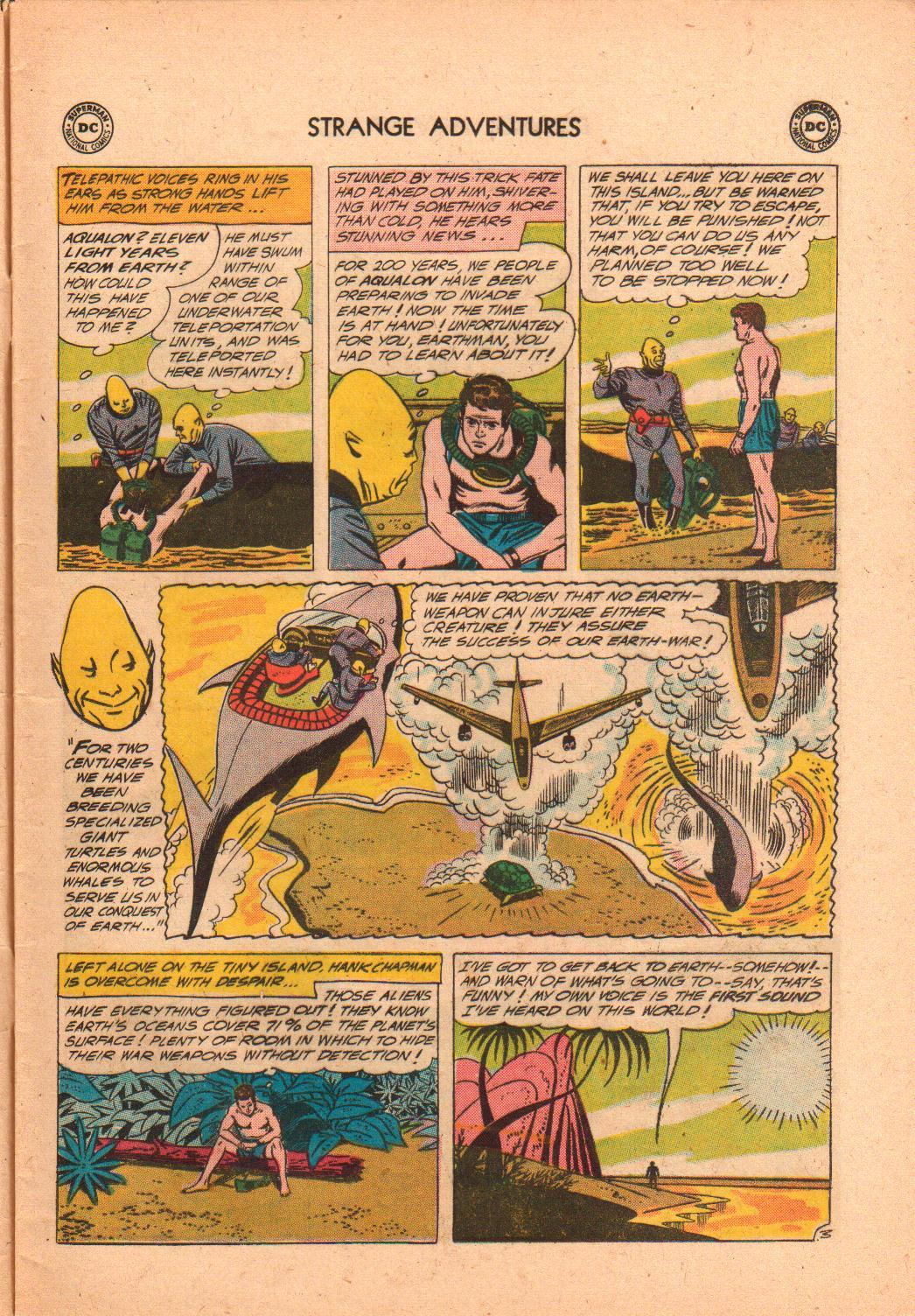 Strange Adventures (1950) issue 118 - Page 5