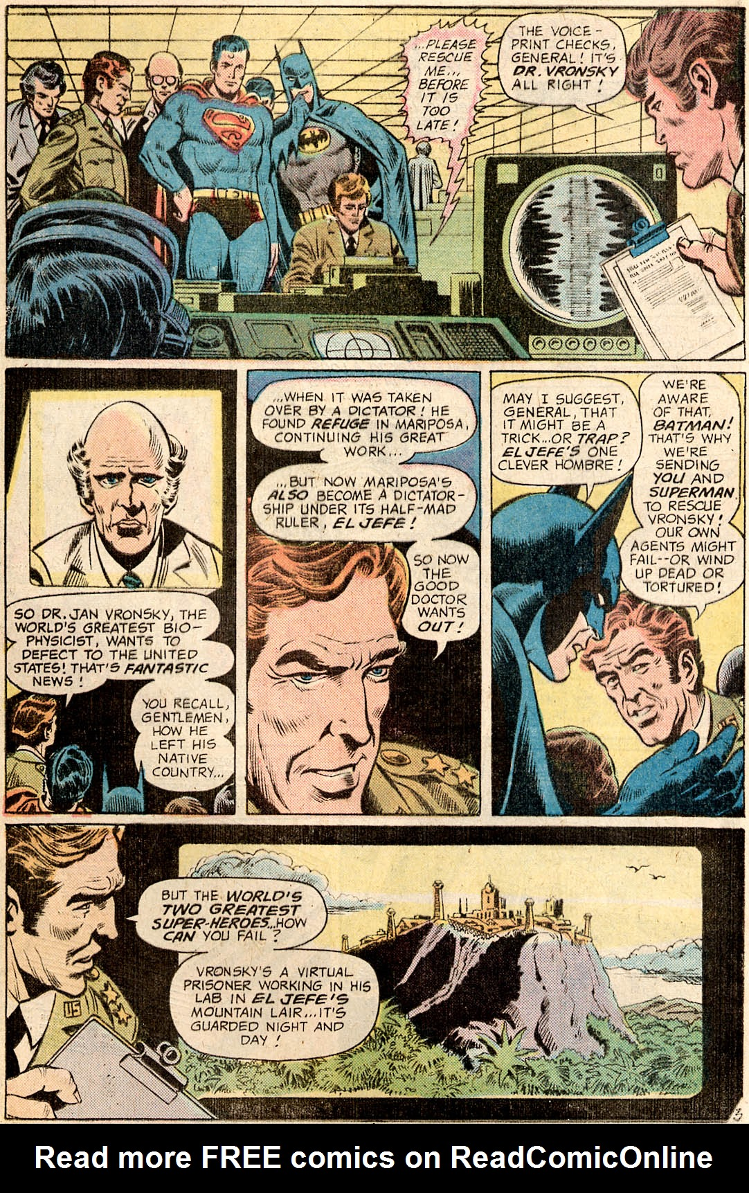 Read online World's Finest Comics comic -  Issue #226 - 5