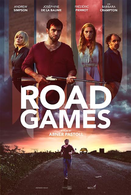Road Games (2015) ταινιες online seires xrysoi greek subs