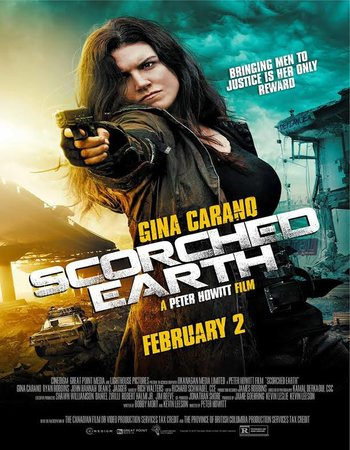 Scorched Earth (2018) English 720p