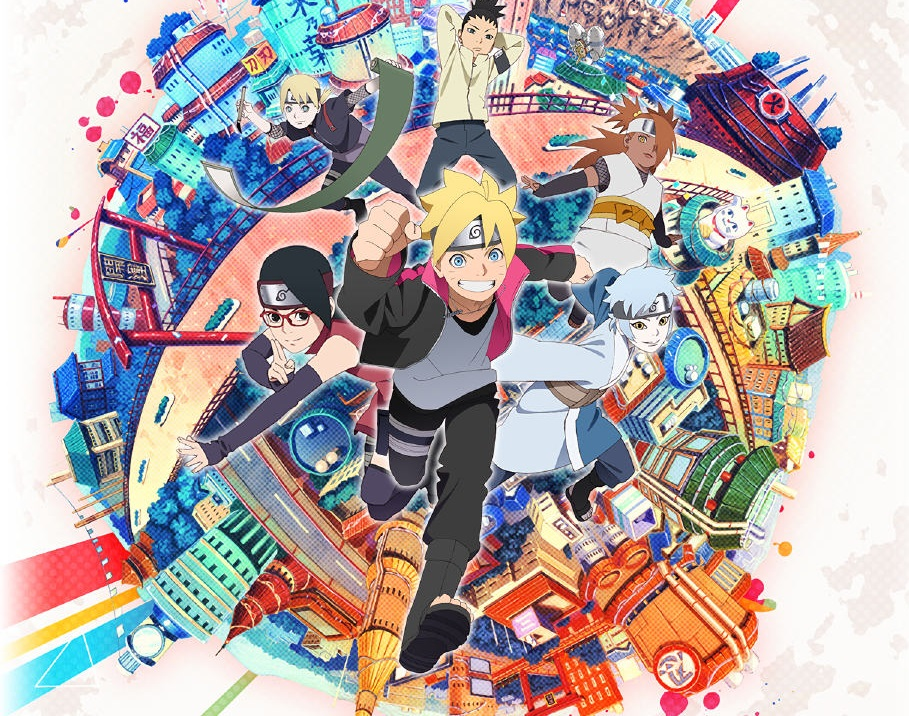 Boruto: Naruto Next Generation Batch Subtitle Indonesia
