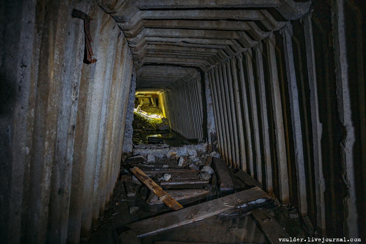 Лермонтовский рудник, штольня №13