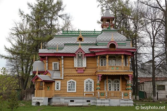 дом бугрова нижний новгород
