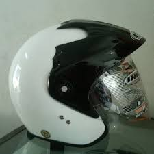 HELM INK CX 390 WHITE BLACK BLUE