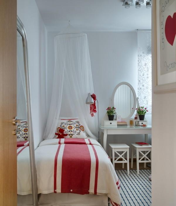 ideas dormitorio juvenil con muebles ikea